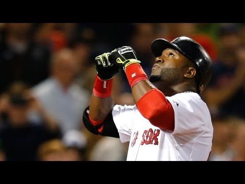 David Ortiz Career Highlights 1997 - 2016
