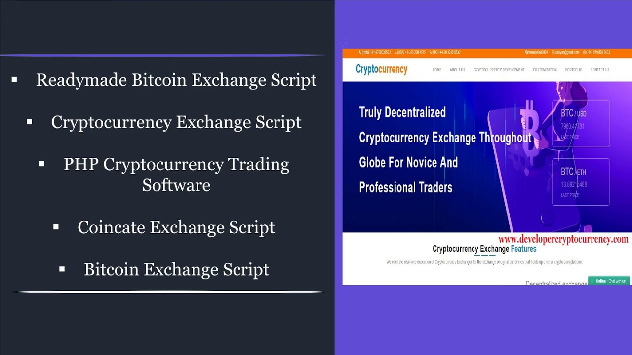 cryptocurrency trading scripts