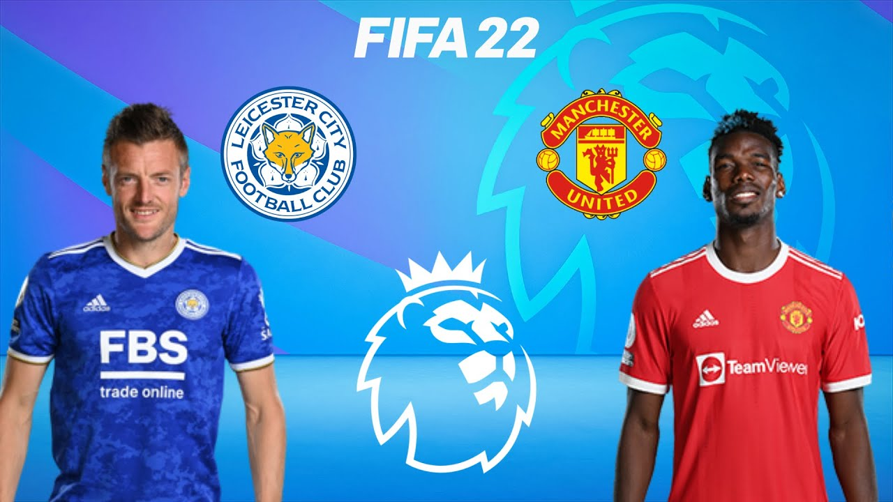 Download Leicester City vs Manchester United - Premier League English - Full Gameplay