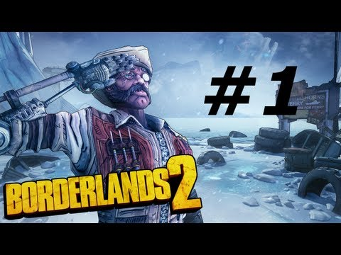 [FR] #1 Let's play Borderlands 2 - Je choisis Axton !