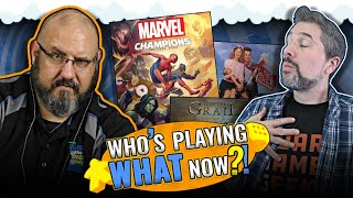 Who's Playing What Now?! + Top 10 Popular Board Games December 2019