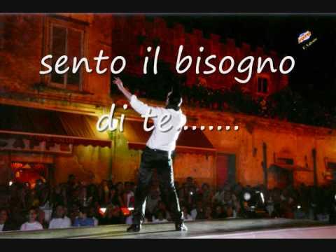 Antonio Ancona Un Amore Nascosto karaoke