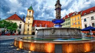 Достопримечательности Братиславы /Bratislava attractions
