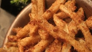 Celeriac Straws (celery Root Oven Fries)