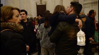 Luz de la Paz de Belén 2018 - Granada