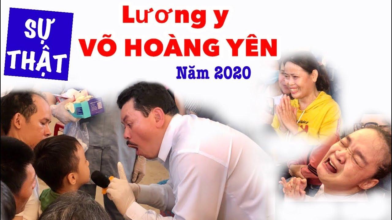 SỰ THẬT LƯƠNG Y VÕ HOÀNG YÊN trị bệnh bại liệt câm điếc năm 2020 ra sao tại Quảng Ngãi?