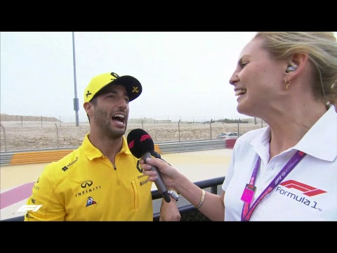 F1: LIVE At The 2019 Bahrain Grand Prix