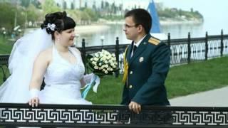 НАЧАЛО СВАДЬБЫ. Екатерина и Дмитрий Камышин.  2012 г