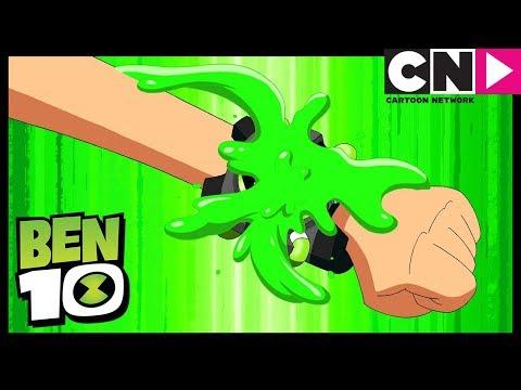 O Som E O Peludo   PROMO   Ben 10 em Português Brasil   Cartoon Network