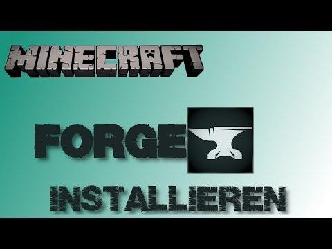 Minecraft Forge Und Mods Installieren   Minecraft Tutorial   German