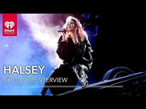 "halsey-talks-newest-single-""nightmare""-+-more!-|-exclusive-interview"