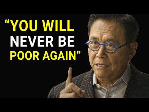 ESCAPE THE POOR MINDSET | Eye Opening Speech by Robert Kiyosaki
