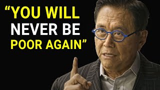 ESCAPE THE POOR MINDSET | Eye Opening Speech by Robert Kiyosaki