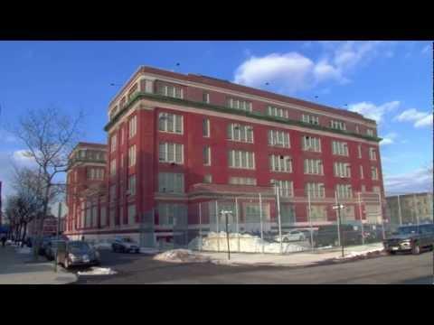 World Academy for Total Community Health High School (WATCH)