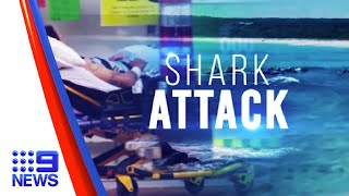 Surfer mauled by shark off Bunker Bay