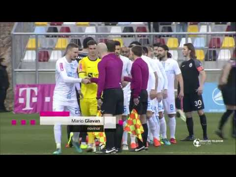 Rijeka - Lokomotiva 3:1 - 24. kolo (2017./2018.)
