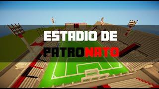 Estadio de Patronato en Minecraft | GRNW