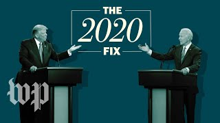Trump tries to close the gap at the final debate | The 2020 Fix