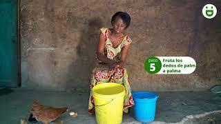 DETÉN EL CORONAVIRUS: ¿Cómo lavarte las manos? PREVENCIÓN DE COVID-19