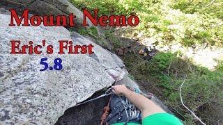 Rock Climbing Eric