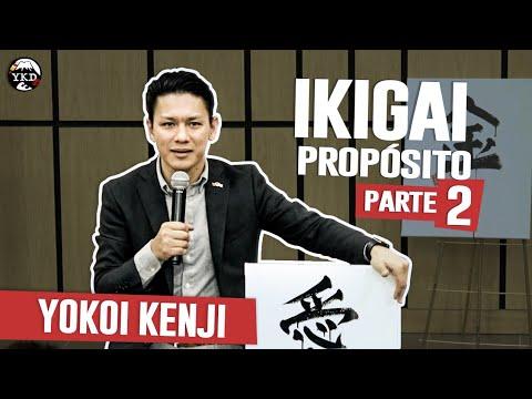 YOKOI KENJI 2018 | IKIGAI PROPÓSITO parte 2