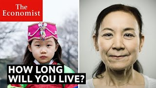 How long will you live? | The Economist