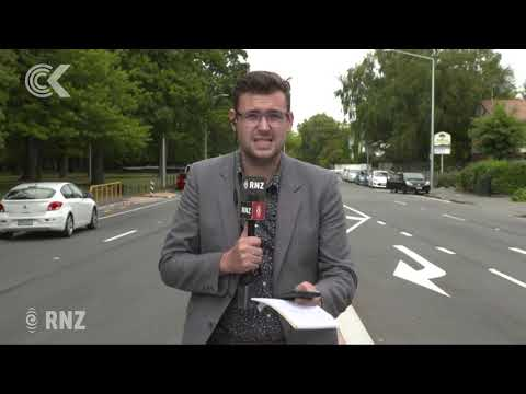 Active shooter incident in Christchurch