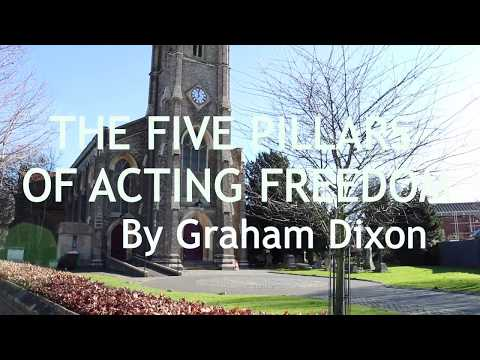 Michael Chekhov Technique: The Five Pillars Of Acting Freedom - Episode 1, Introduction