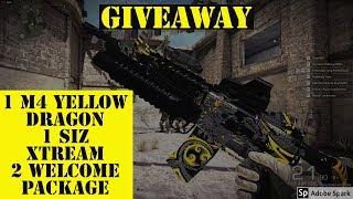 Black Squad Official Partner Giveaway : 6 vs 2 funny base attack