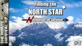 Navigation for Survival (Part 2) - one minute survival tip