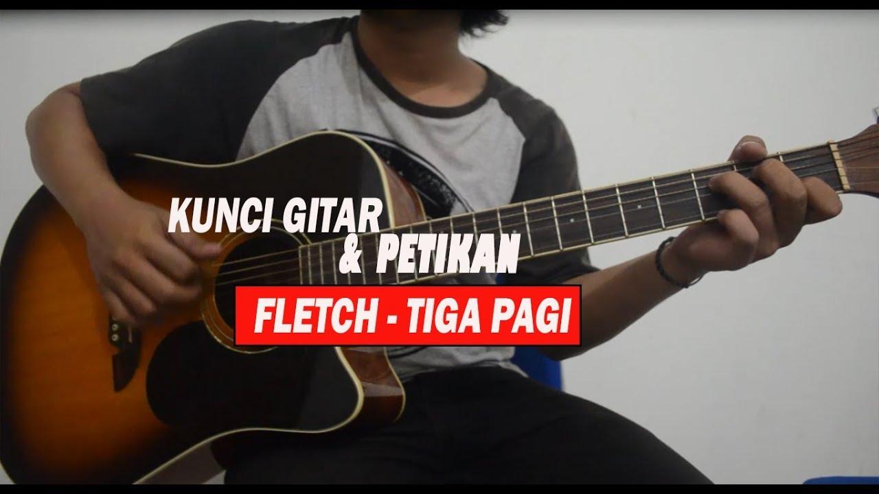 tutorial chord gitar fletch tiga pagi youtube. Black Bedroom Furniture Sets. Home Design Ideas
