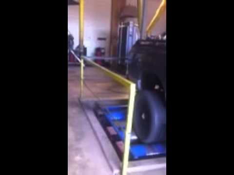 Dodge on dyno 860 foot pounds of torque at 400 HP