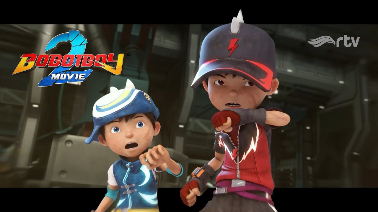 BoBoiBoy Movie 2 di RTV !