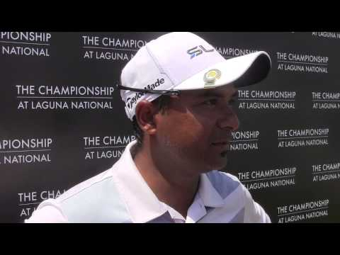The Championship-Final Rd interview with Rahil Gangjee