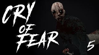 HALO?! POMOCY? | Cry of Fear #5