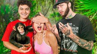 We Got A Monkey