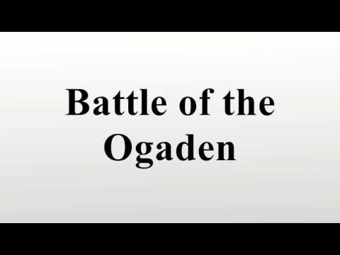 Battle of the Ogaden