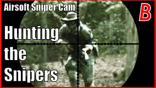 Airsoft Sniper Cam - Hunting the Snipers - Bodgeups Airsoft