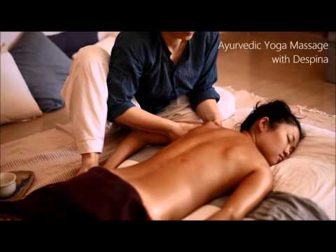 Ayurvedic Yoga Massage with Despina, treatments and courses in the UK and abroad