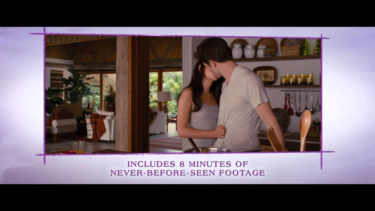 twilight breaking dawn extended edition
