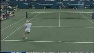 [HL] Justine Henin vs. Jennifer Capriati 2003 US Open [SF] [2/2]