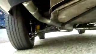 64 327 Corvette With Allen's Stainless Chambered Exhaust