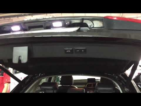 Audi Q3👉2014 Installed Electronic Tailgate Lift N Vaccum Lock