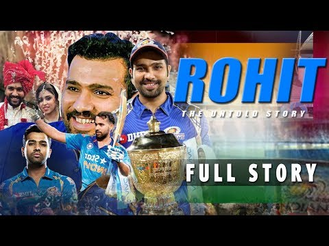 Rohit Sharma Biography | Indian Cricket Batsman |