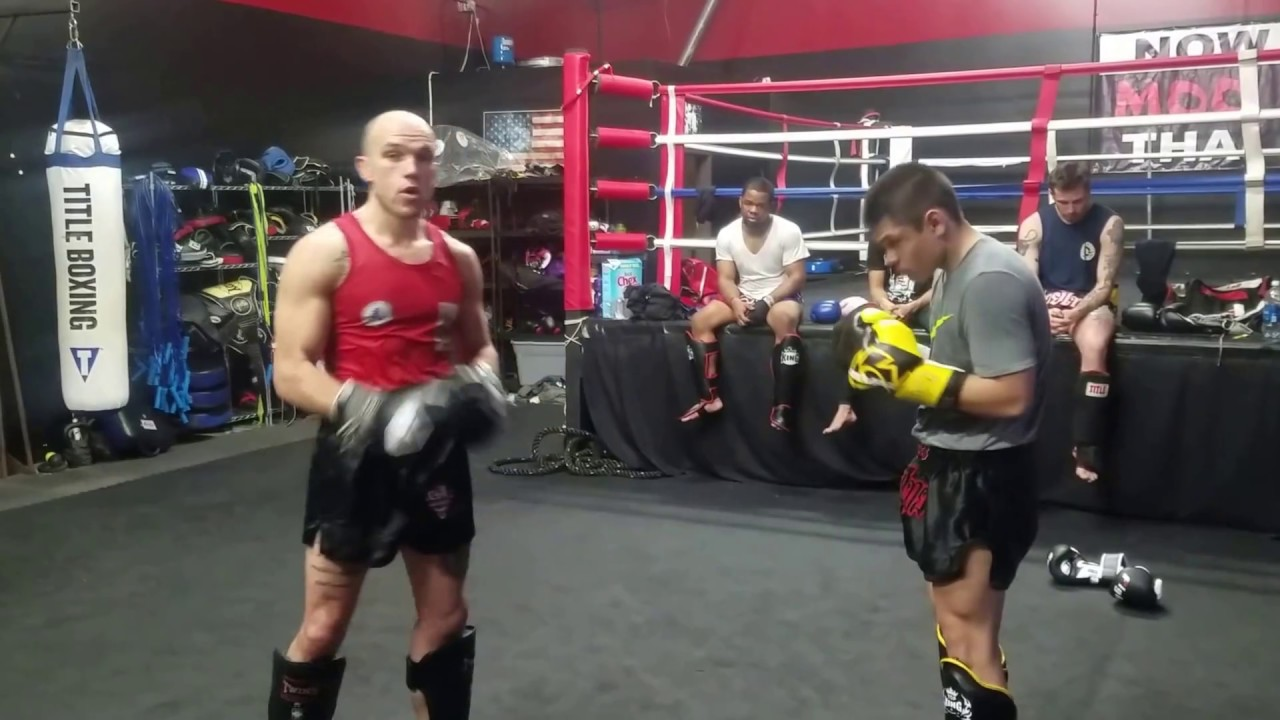 Technical Touch Sparring