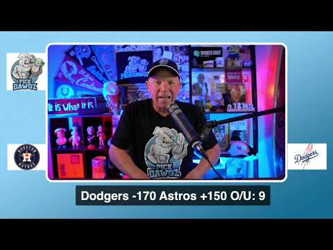 Los Angeles Dodgers  vs Houston Astros Free Pick 9/12/20 MLB Pick and Prediction MLB Tips