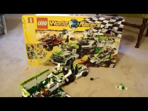 Lego World Racers Desert Of Destruction Review