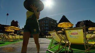 BUTIK – Lipton Ice Tea Biggest Summer Terrace