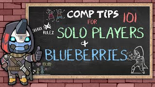 Destiny 2 Competitive Tips For Solo Players and Blueberries | Episode 1
