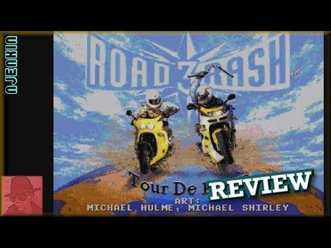 ROAD RASH 3 - on the SEGA Genesis / Mega Drive - with Commentary !!